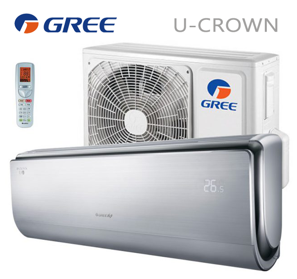 GREE U-CROWN GWH09UB-K6DNA4A 2,7kW